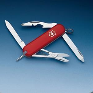 VICTORINOX瑞士军刀-透明绿经理人0.6365