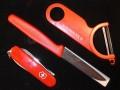 瑞士军刀攀登者1.3703+削皮刀+水果刨3件礼盒