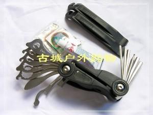 外贸-多功能自行车组合工具-23功能CR-V材质