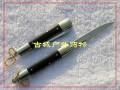 国际品牌Columbia在国内生产黄铜牛角柄袖珍刀(小)