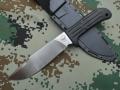 鹰飞凌版-手工拉丝版Mission MPK-12战术直刀