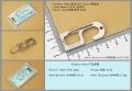 三刃木个性钥匙扣-SK005D伍号