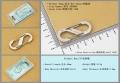 三刃木个性钥匙扣-SK008D捌号