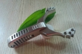 梨尘精品系列-昆仑4.0精铸柄刀把反曲卡球弹弓
