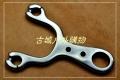 新款特价-TC21钛合金铣切割手工抛光-柳浪弹弓