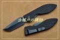 代工精品-卡巴KA-BAR3075 3074几何头线锁折刀