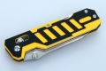 关铸GANZO G735轴锁G10多用途救生折刀