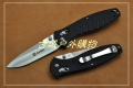 关铸GANZO G738轴锁G10假刃折刀
