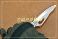 NAVY Knives Byrd BY-03大鸟全钢背锁折刀
