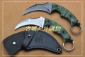 百炼刀具-挺进者Strider鹰嘴D2钢爪刀