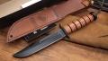 经典神刀-正品卡巴Ka-Bar 1217 1218二战直刀