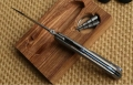 迪科尔-钢狮MOLLETTA TRE双钛柄M390钢快开小折刀