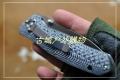 鹰朗Enlan-鹰头标EL-10 G10柄线锁折刀