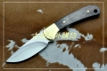 原装正品美国BUCK巴克113BRS游侠骑兵经典小猎刀