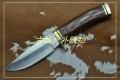 原装正品美国BUCK巴克192BRS-B经典小猎刀