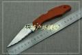 Brother兄弟牌1605平磨背锁折刀(代工蜘蛛POLECE SC-7P)