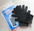 防割手套5级钢丝手套专业防护防身钢丝防砍防滑防刃