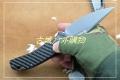 关铸GANZO_G753系列轴锁G10碳纤折刀