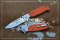 关铸GANZO_G7522系列线锁G10轴承快开折刀