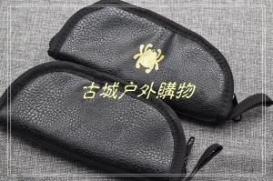蜘蛛收纳包,皮套,Spyderco软皮包,PU皮鞘,便携软包