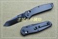 关铸GANZO_F756系列轴锁G10碳纤柄折刀