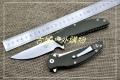 鹰朗Enlan-鹰朗标犀牛角G10线锁EW054系列猎刀