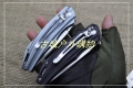鹰朗Enlan-鹰朗标铝合金G10线锁折刀EW042系列