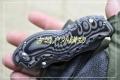 鹰朗Enlan-鹰朗标毛毛虫线锁折刀EW079系列
