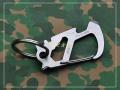 三刃木个性EDC自行车随车小工具钥匙扣SK041z