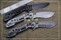 美国螳螂狗腿大型重折,轴承结构框架锁5mm厚