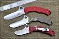 CSSD代工美国品牌战术练习刀,无鞘未开锋,要开自己DIY