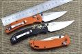 关铸GANZO_F753M系列轴锁G10小型折刀