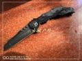 美国螳螂变形大型重折,轴承结构框架锁5mm厚